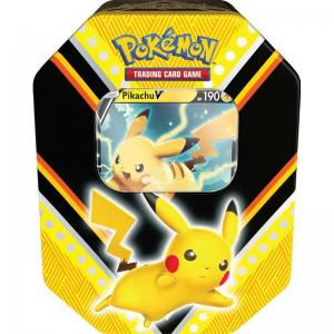 Pokémon, V Powers Tin: Pikachu V