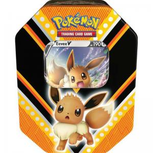 Pokémon, V Powers Tin: Eevee V