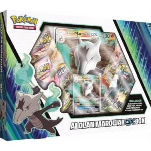 Pokémon, Alolan Marowak GX Box