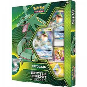 Pokémon, Battle Arena Deck: Rayquaza-GX