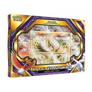 Pokemon, Break Evolution Box - Ho-Oh & Lugia