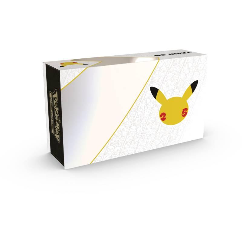 Slutsåld på förköp: [MAX 1 PER HUSHÅLL] Pokemon Celebrations Ultra Premium Collection (Skickas ut nu)
