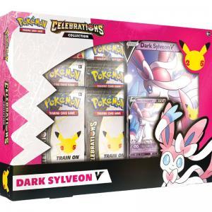 [MAX 2 PER HOUSEHOLD] Pokemon Celebrations Dark Sylveon V Collection