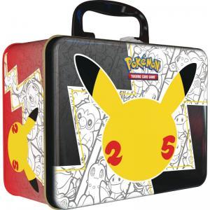 FÖRHANDSVISNING: Pokemon Celebrations Collector Chest (Börjar säljas när mer info finns)