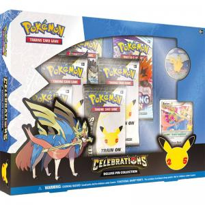 [MAX 3 PER HOUSEHOLD] Pokemon Celebrations Deluxe Pin Collection