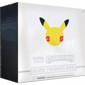 [MAX 1 PER HUSHÅLL] Pokemon Celebrations Elite Trainer Box