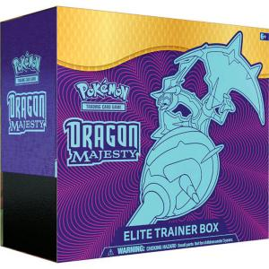 Pokémon, Dragon Majesty, Elite Trainer Box