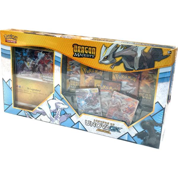 Pokémon, Dragon Majesty, Legends of Unova GX Collection