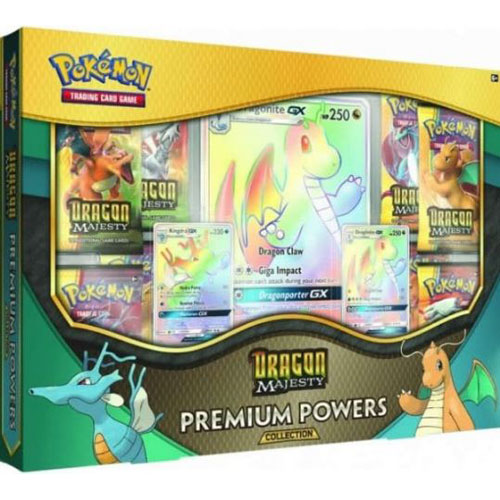 Pokémon, Dragon Majesty, Premium Powers Collection