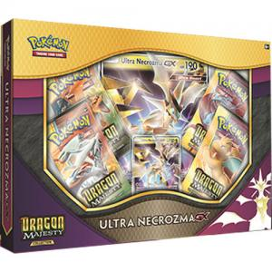 Pokémon, Dragon Majesty, Ultra Necrozma-GX Box