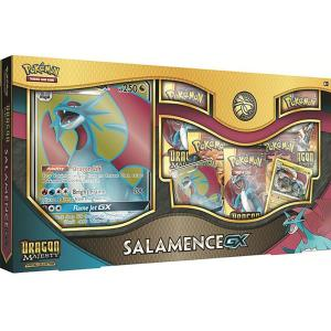 Pokémon, Dragon Majesty, Special Collection Salamence-GX