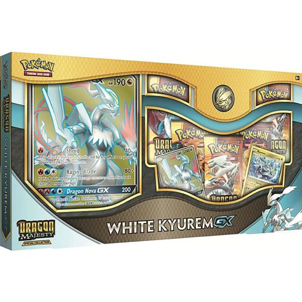 Pokémon, Dragon Majesty, Special Collection White Kyurem-GX