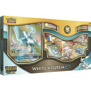 Pokémon, Dragon Majesty, Special Collection White Kyurem-GX
