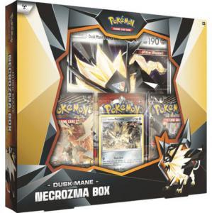 Pokémon, Dusk Mane Necrozma Box