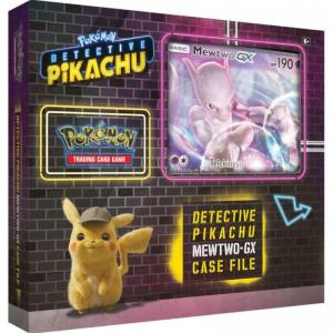 Pokémon, Detective Pikachu: Character (MewTwo) GX Case File