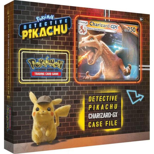 Pokémon, Detective Pikachu: Charizard-GX Case File