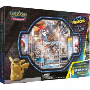 Pokémon, Detective Pikachu: Greninja-GX Case File