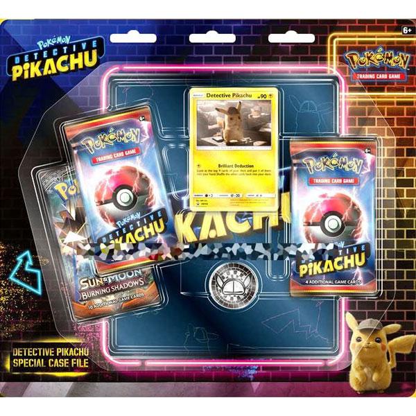 Pokémon, Detective Pikachu: SPECIAL Case File