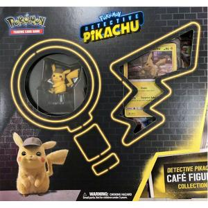 Pokémon, Detective Pikachu Café Figure Collection