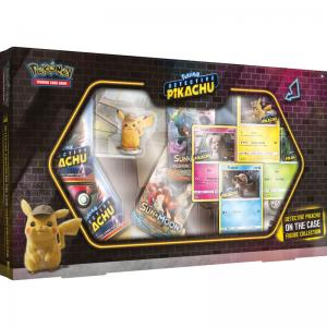 Pokémon, Detective Pikachu On The Case Figure Collection