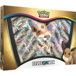 Pokémon, Eevee GX Box