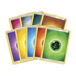 Pokémon, 45 Energy Cards (2020, In plastic)