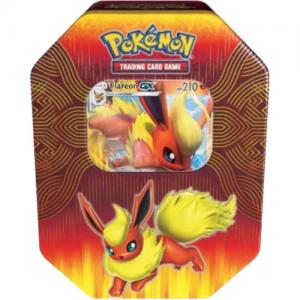 Pokémon, Elemental Power Tin, Flareon-GX