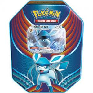Pokémon, Evolution Celebration Tins, Glaceon-GX