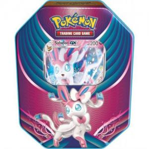 Pokémon, Evolution Celebration Tins, Sylveon-GX