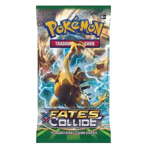 Pokemon, XY Fates Collide, 1 Booster