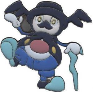 Pokemon - Galarian Mr. Rime – Pin