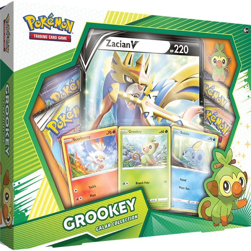 Pokémon, Galar Collection - Grookey