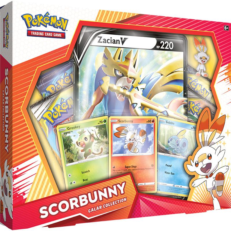 Pokémon, Galar Collection - Scorbunny