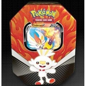 Pokémon, Galar Partners Tin - Cinderace V