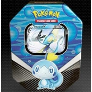 Pokémon, Galar Partners Tin - Inteleon V