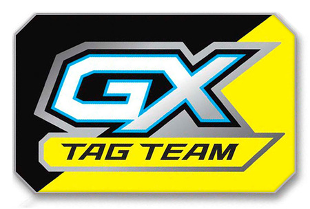POKEMON 2019 Spring Tag Team Collector's Tins Metal GX Marker