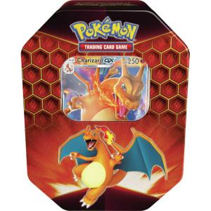 Pokémon, Hidden Fates, Tin - Charizard GX
