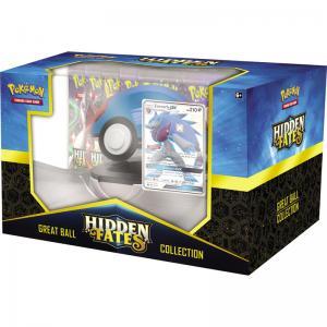 Pokémon, Hidden Fates, Poké Ball Collection - Shiny Zoroark GX