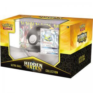 Pokémon, Hidden Fates, Poké Ball Collection - Shiny Metagross GX