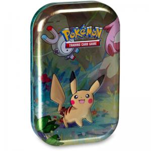 Pokémon, Kanto Friends Mini Tin - Pikachu