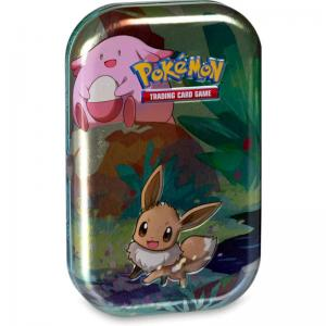 Pokémon, Kanto Friends Mini Tin - Eevee