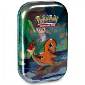 Pokémon, Kanto Friends Mini Tin - Charmander