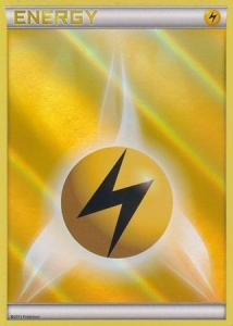 Pokemon - Lightning Energy - 2013 Holo Promo