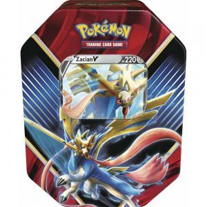 Pokémon, Legends of Galar Tin - Zacian (Blå)