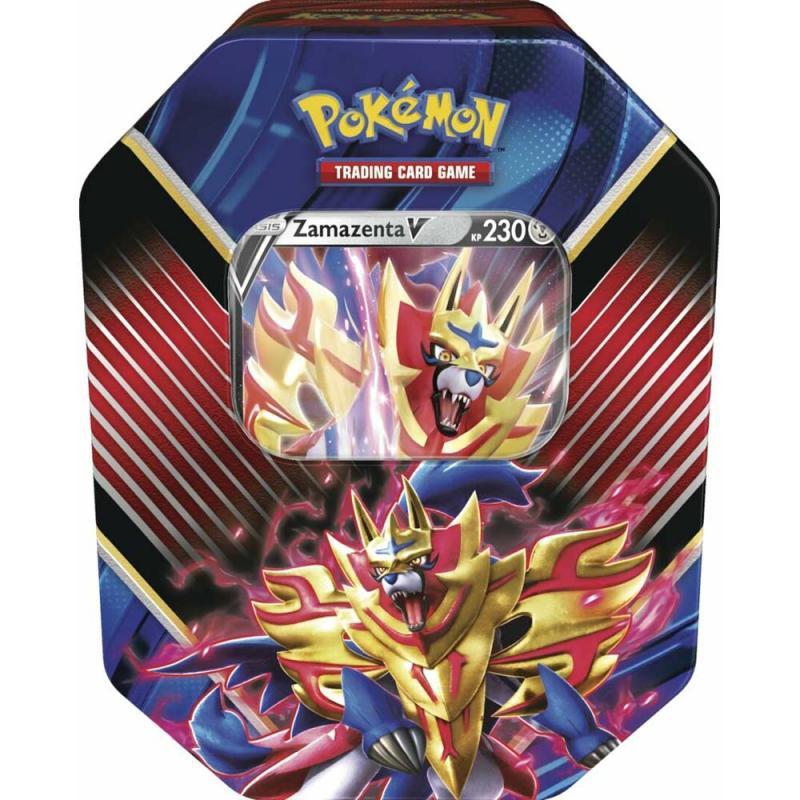 Pokémon, Legends of Galar Tin - Zamazenta (Röd)