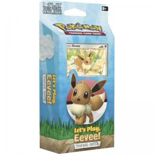 Pokemon, Let's Play, Theme Deck - Eevee