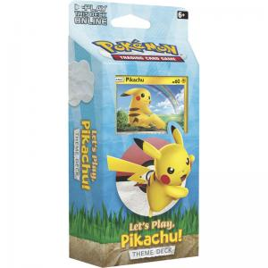 Pokemon, Let's Play, Theme Deck - Pikachu