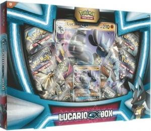 Pokemon, Lucario GX Box