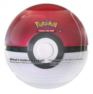 Pokémon, Poke Ball Tin