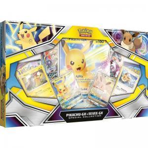Pokémon, Pikachu GX & Eevee GX Special Collection